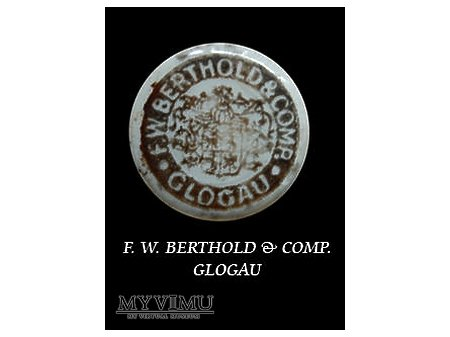 F. W. Berthold j