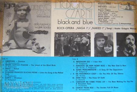 Naga - pierwsza polska rock-opera - 1972 rok.