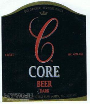 core beer dark
