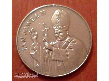 10 000zł. z Janem Pawłem II
