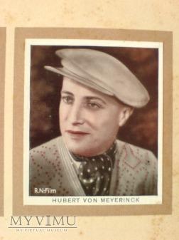 Haus Bergmann Farb-Filmbilder Hubert von Meyerinck
