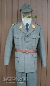 Duże zdjęcie Szwajcarski mundur szeregowego