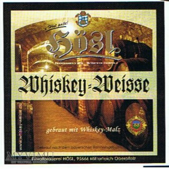 hösl whiskey- weisse