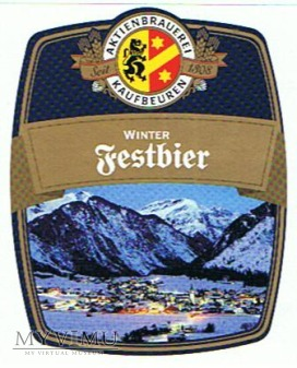 winter festbier