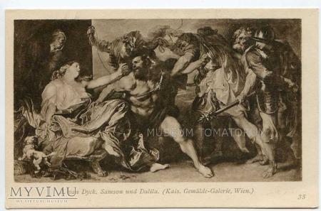 van Dyck - Samson i Dalila