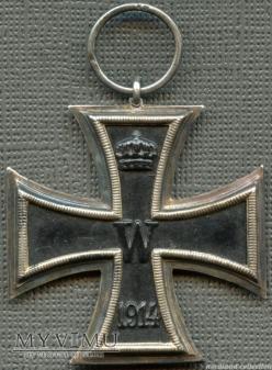Eisernes Kreuz II.Klasse (IWŚ) syg.KO