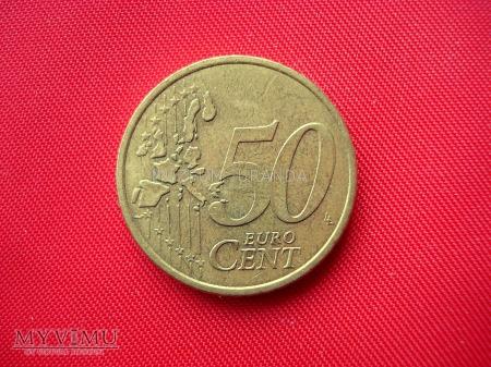 50 euro centów - Francja