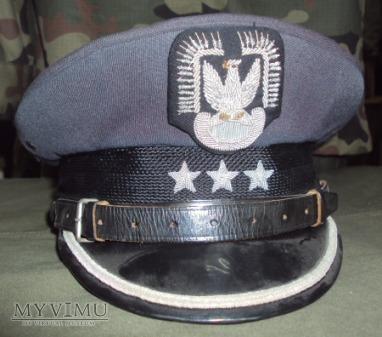 Czapka porucznika lotnictwa