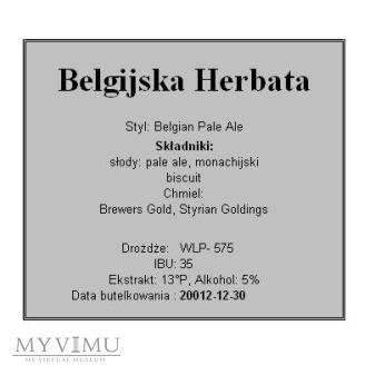 belgijska herbata