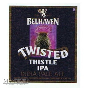BELHAVEN -twisted thistle ipa