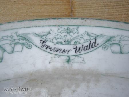 Duże zdjęcie Półmisek z restauracji Gruner Wald
