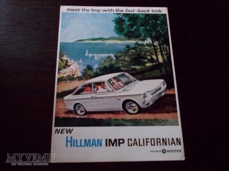 Prospekt HILLMAN IMP