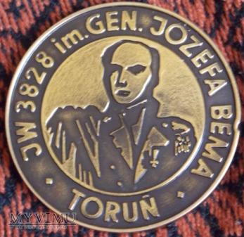 Medal Jednostki Wojskowej 3828 w Toruniu