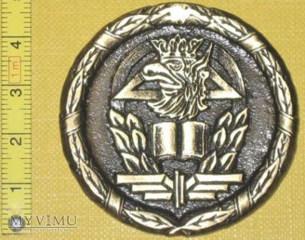 Medal kolejowy - usługowy Tech. Kol. w Szczecinie