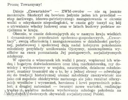 CZWARTACY AL