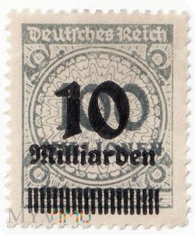 Deutsches reich 1916 - 1923