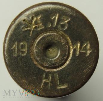 Łuska 8x58 R Krag I.13 14 HL 19