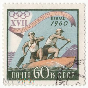 1960r XVII Igrzyska Olimpijskie w Rzymie 6