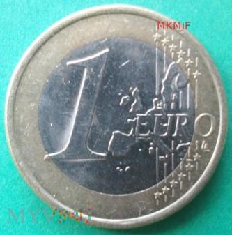 1 Euro Niemcy 2002
