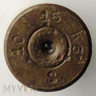 Łuska 7,92x57 16 K67 S 10