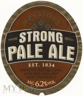 Marston's STRONG PALE ALE