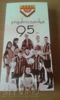zaproszenie Prądniczanka Kraków