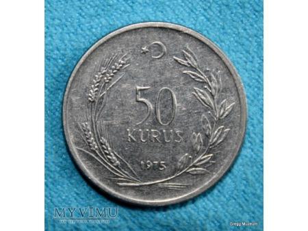 50 Kuruş 1975