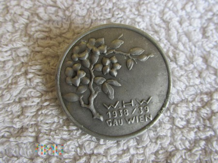 Róża Alpejska-Alpenrose- odznaka WHW