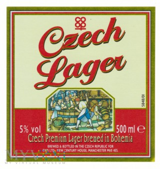 Czech Lager