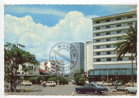 Nairobi - lata 70-te XX w.