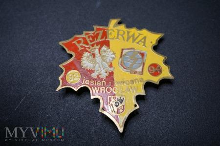 Pamiątkowa Odznaka Rezerwy 92 - 94