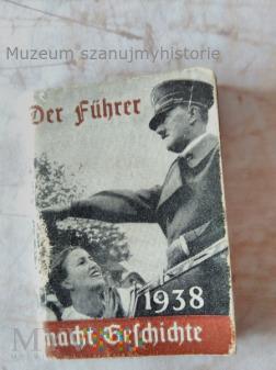 KWHW Der Führer macht Geschichte - 1938