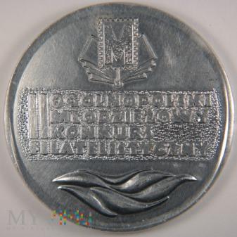 1978 - II Ogólno. Młodz. Konkurs Filatel. Olsztyn