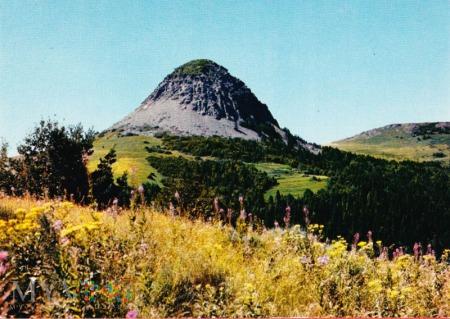 Duże zdjęcie Mont Gerbier de Jonc