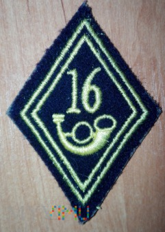 16 Regiment de Chasseurs Alpins