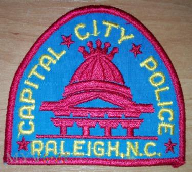 Raleigh policja miejska