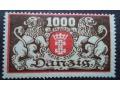 Zobacz kolekcję Znaczki pocztowe - Wolne Miasto Gdańsk
