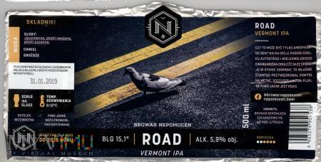 Nepomucen, Road