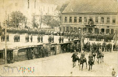 Zdjęcie 3 dyw. Legionów Pułku 9 1/3 Baonu