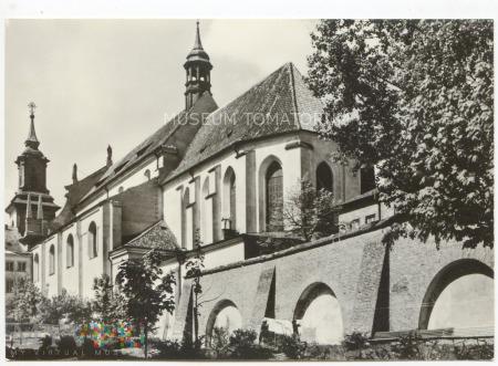 W-wa - Kościół św. Jacka - Dominikanie - 1960-te