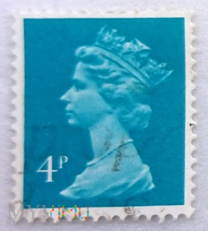 Elżbieta II, GB 1160C