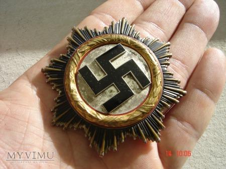 Krzyż Niemiecki w Złocie