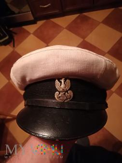 Czapka Podoficera Marynarki Wojennej PSZnZ