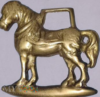 Duże zdjęcie Ozdobny element uprzęży końskiej (?)