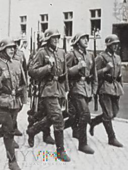 Niemcy - Fotografie z albumu - Musztra czy Patrol