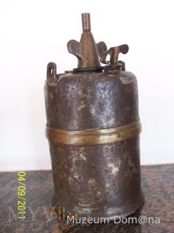 LAMPA KARBIDOWA PIONOWA - typ 909 lata 20-te