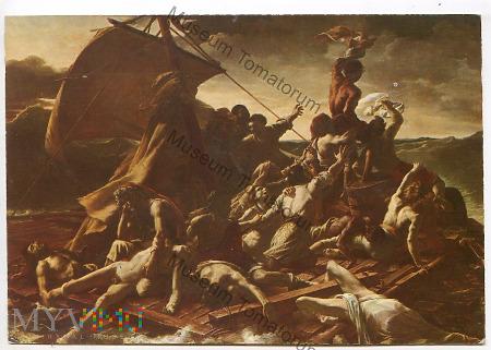 Duże zdjęcie Géricault - Tratwa Meduzy - lata 80-te XX w.