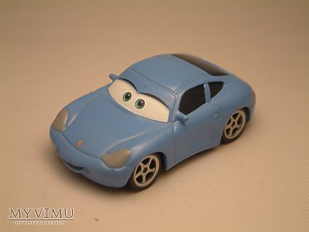 Sally z filmu Cars