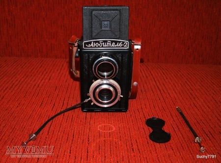 Aparat fotograficzny Lubitel 2