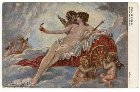 C.A. Geiger - Triumf Venus